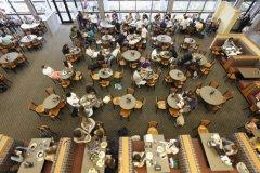 苹果公司的食堂:哪里是食堂,分