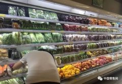 蔬菜上货、补货、理货的15条操作