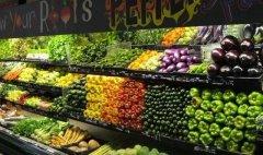生意不愁不火:10种生鲜商品堆头