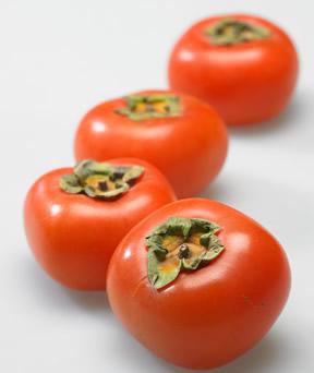 秋季吃柿子要注意的六个方面